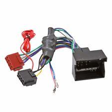 Audi A4 Amplificado Quadlock ISO Radio Arnés Adaptador Cableado Conector Estéreo