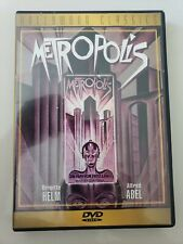 Metropolis Dvd Hollywood Classics Special Fritz Lang Amazing Movie
