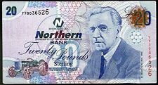Europe Northern Ireland Banknotes with Replacement