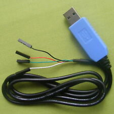 USB 1-wire 1wire DS9097 Adapter Kabel Temperatur Automatisierung Linux Win EUR