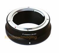 Konica AR Lens to Nikon Z Mount Z50 Z5 Z6 Z7 Z6 II Mirrorless Camera Adapter