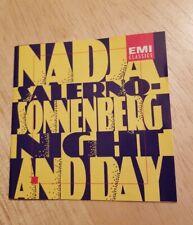 Nadja Salerno Sonnenberg Night And Day cd Kreisler Borodin Brahms Strauss Porter