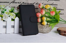 Quality PU Leather Slim Flip Case Cover Wallet for iPhone 4S 5S 5C 6 6s