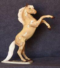 Hagen-Renaker China Model Horse King Cortez!!  Gorgeous shading - Palomino