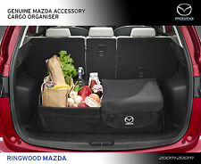 New Genuine Mazda 2 3 6 CX-3 CX-5 CX-7 CX-9 Cargo Organiser Box Part GJ11ACC0
