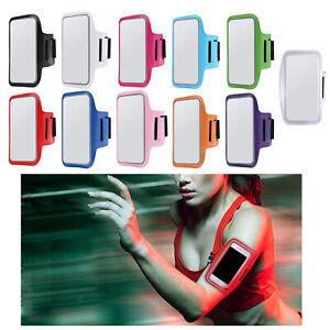 Sports Phone Wrist Armband Breathable Outdoor Gym Exercise Holder Waistband