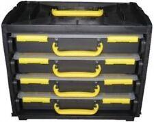 Large Assorter Case Storage System Garage Workshop Screws Bits Parts Organizer