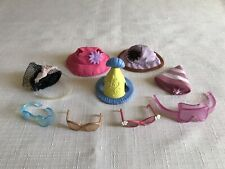 Littlest Pet Shop LPS Lot Of Accessories Hats And Glasses