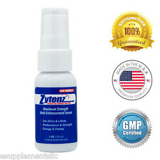ZYTENZ SERUM - Best Male Enhancement of 2017 - #1 Male Enhancement Rub on Lotion
