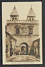2999.-TOLEDO -Interior de la Puerta de Bisagra