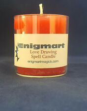 Love Drawing Spell Candle - Draw Love into your life. MAGICK HOODOO