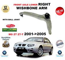PER MG ZT ZT-T 2001- >2005 ANT INFERIORE FORCELLA Braccio con giunto a sfera