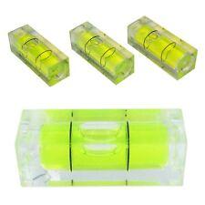 1P Mini Square Wasserwaage Messwaage Waage Wohnwagen Caravan Level Ruler 15*40mm
