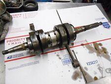 Yamaha 395cc points & condensor motor: CRANKSHAFT- selling as ready to use