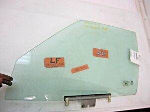 DOOR GLASS WINDOW LEFT FRONT DRIVER LF LH L 85 86 87 88 89 90 91 92 93 SAAB 9000