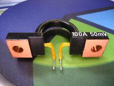 1  Messwiderstand/Shunt/  100A 50mV/100mV  Extra Messausgang