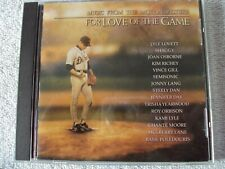 CD ~ For Love Of The Game ~ Music From the Motion Picture , 15 Songs , Bin DD ,