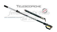 ASTA TELESCOPICA ALLUMINIO MT 2-3,40 ABBACCHIATORE MOTOCOMPRESSORE ZANON OLIVE