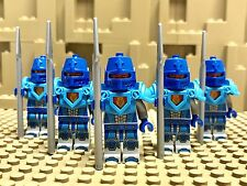 Lego Nexo Knights Lot of 5 Royal Guard Mini Figure