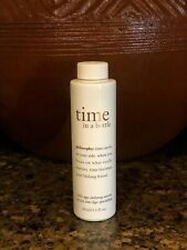 NEW PHILOSOPHY TIME IN A BOTTLE REPAIR SERUM WITHOUT ACTIVATOR 1.3 OZ
