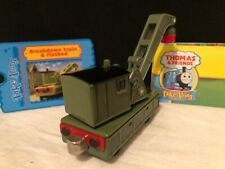 Thomas and Friends Diecast Train Breakdown Train And Flat Bed 2005