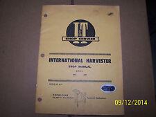 INTERNATIONAL 600 650 REPAIR MANUAL