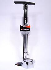 Zefal Max FP70 Bicycle Floor Pump Presta/Schrader Valve, 205 PSI