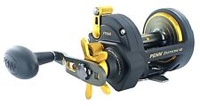 Penn FTH12 Fathom 12 Star Drag Live Spindle Multiplier Sea Fishing Reel
