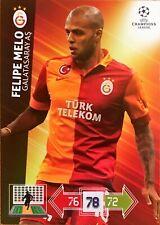 104 Felipe Melo - UEFA Champions League 2012/2013 - Panini Adrenalyn XL (12)