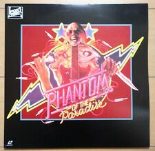 Phantom of the Paradise (1974) Brian De Palma Laserdisc LD NTSC
