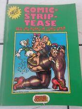Comic Striptease - Sex und Porno im Comic-Strip  Brumm Comix Erotik
