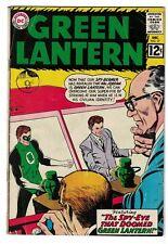 DC Comics GREEN LANTERN 17 VG 4.0 superman batman Sinestro