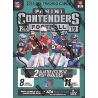 2019 PANINI CONTENDERS FOOTBALL FACTORY SEALED FANATICS BLASTER BOX FREE SHIP