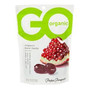 Go Organic Hard Candy Perfect Pomegranate