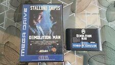 Demolition Man - SEGA Mega Drive