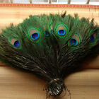 10PCS/50PCS Natural Nice Peacock Feathers Decoration New About Size 10-12 Inches