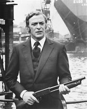 MICHAEL CAINE IN Jack Carter da G Poster Stampa 61x50.8cm