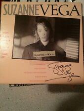 Suzanne Vega Signed Autograph proof