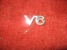 1992 TOYOTA CAMRY REAR V6 EMBLEM