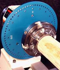 JET mini lathe woodturning indexing system!