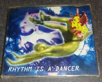 SNAP Rhythm Is A Dancer MAXI-CD Guter Zustand TOP