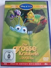 DVD Das grosse Krabbeln Deluxe Edition mit 2 Discs WaltDisney special collection