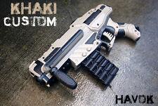 Havok PROP GUN, New - Custom Painted Khaki for COD / Halo Cosplay