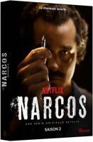 Narcos - Saison 2 /// DVD NEUF