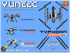 YUNEEC Authentic Q500 Quadcopter Propellers YUNQ4K115 NEW