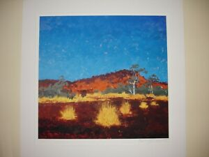 Rolf Harris.Spiniflex Plain the first one puiblished -VERY RARE limited edition