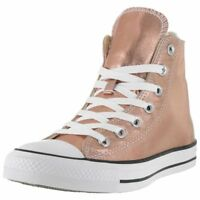 Converse Chuck Taylor All Star Metallic Sunset High Top Sneakers MSRP $65.00