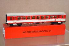 Kleinbahn 397 Obb öbb Crema Rojo B4 2º CLASE SUBURBAN Coach 364-7 MENTA EN CAJA