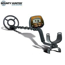 Bounty Hunter Lone Star Pro Metal Detector with Graphic Target Depth Indicator