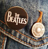 The Beatles, 25mm diameter small button badge